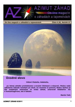 azimut_zahad_6-2011 - Klub psychotroniky a UFO