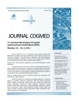 JOURNAL COGMED
