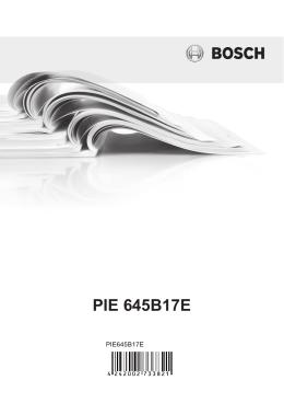 PIE 645B17E