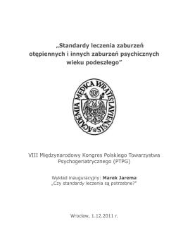 ICD-10 rozdział F - Psychiatra