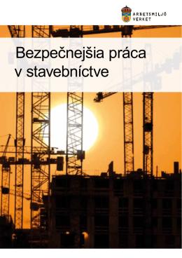 och anläggningsarbete, Sloveniska, ADI 539