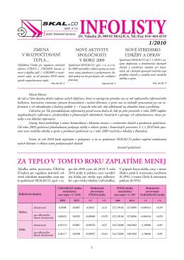 infolisty