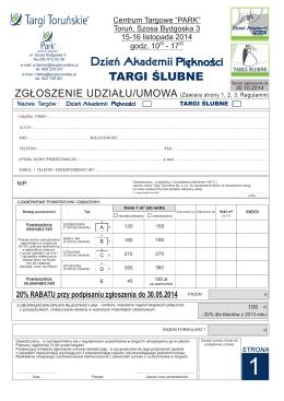 Pchli Targ (cennik) - PCHLI TARG we Włocławku