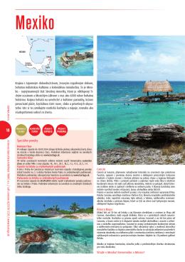 Mexiko - KARTAGO tours