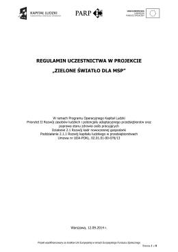 Uchwała nr 126/2013 Senatu Uniwersytetu Przyrodniczego w