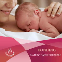 Bonding _brožúra