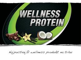Wellness Protein prezentácia v PDF na stiahnutie