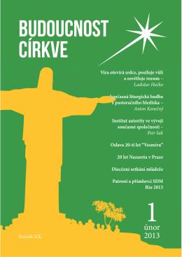 Číslo 1/2013 - Katechetická sekce České biskupské konference