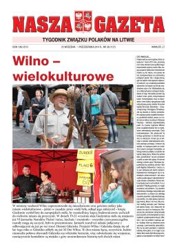 NG38 - Związek Polaków na Litwie