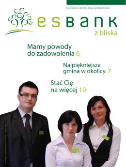 Mamy powody do zadowolenia 6 - ESBANK