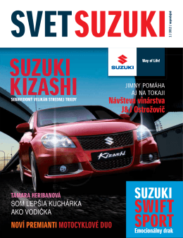 Suzuki Slovensko