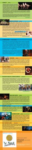 Košické imaginácie 2011 – Informácie o účinkujúcich
