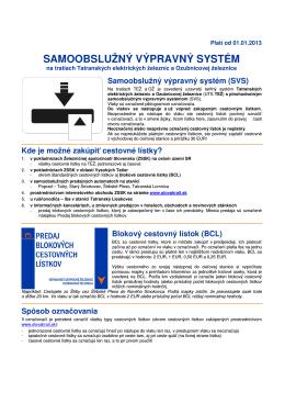 Samoobslužný výpravný systém (PDF, 165.38 KB)