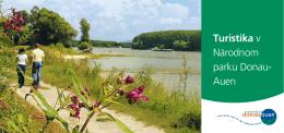 Turistika v Národnom parku Donau- Auen