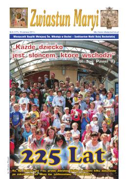 6 (177) - Parafia św. Mikołaja w Bochni