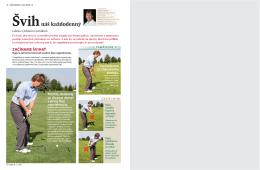 Švihnáš každodenný - John Carroll Golf Academy
