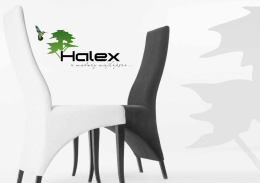 A BALI - Stoły, krzesła, ławy