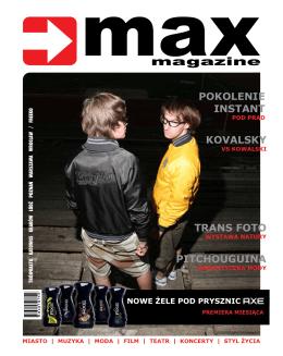 pobierz - maxmagazine.pl