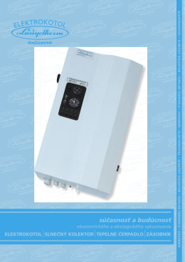 Elektrokotol Laugotherm Anticorra