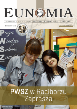 Eunomia 2014/05 - Państwowa Wyższa Szkoła Zawodowa w