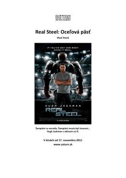 Real Steel: Oceľová päsť