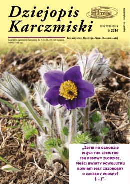 Dziejopis Karczmiski - ziemiakarczmiska.pl