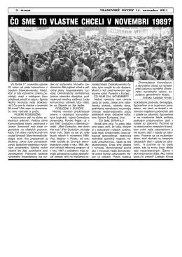 VN2011-43 - Vranovské noviny