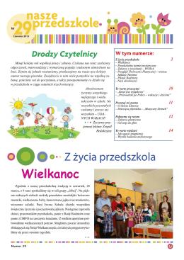 Gazetka nr 29.pdf - Przedszkole249.pl