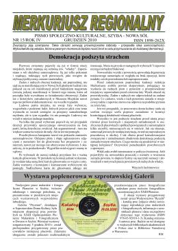 Merkuliusz regionalny - pdf (czytaj sttr. 2)
