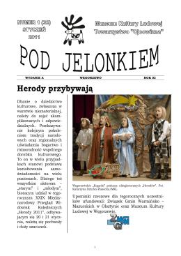 Herody przybywają - Muzeum Kultury Ludowej w Węgorzewie