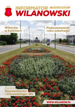 czerwiec 2014 r. - Informator Wilanowski