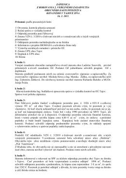zápisnica (PDF)