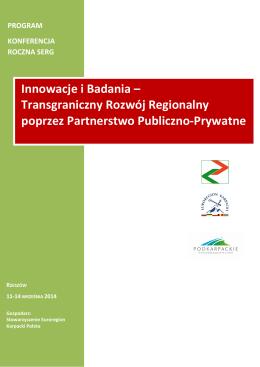 Innowacje i Badania – Transgraniczny Rozwój Regionalny poprzez