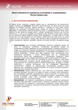 Opis kursów e-learningowych [.pdf, 194 KB]