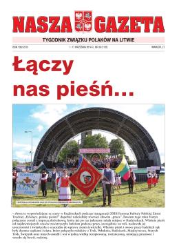 NG36 - Związek Polaków na Litwie