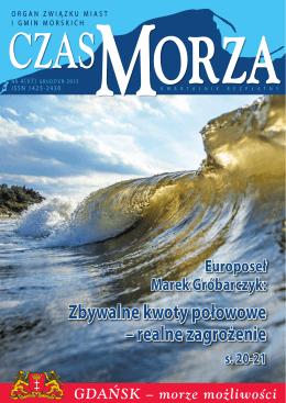 czas morza 4_57.indd - Biblioteka Cyfrowa Świat Morskich Publikacji
