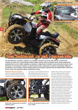 ATV XY Mastiff 500