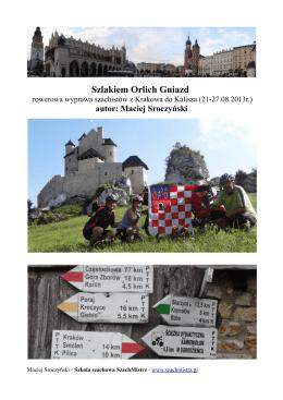 Ebook (duży plik 2,83 MB) - Szkoła szachowa SzachMistrz