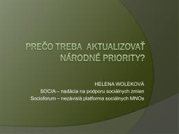 Woleková