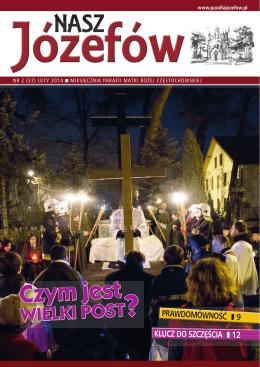 Czym jest - Parafia Józefów pw Matki Bożej Częstochowskiej