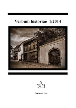 Verbum_Historiae_1-2014