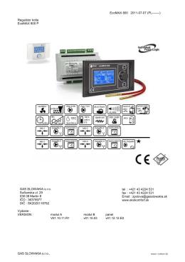 2011-07-07 ecoMAX 800P návod k obsluhe a
