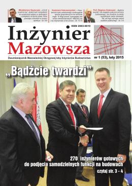 Plik pdf - Mazowiecka Izba Inżynierów Budownictwa