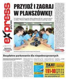 Express Gdyński - Archiwum czasopism