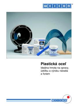 Plastické ocele
