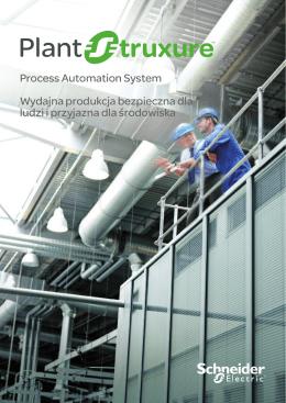 Process Automation System Wydajna produkcja