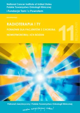 RADIOTERAPIA I Ty - Fundacja United Way Polska