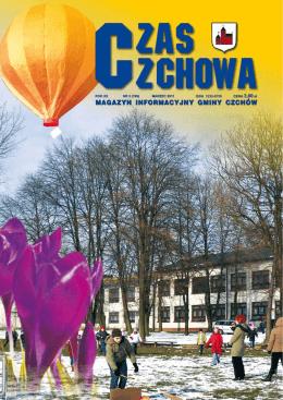czas czchowa 1 - Czas Czchowa - Magazyn Informacyjny Gminy