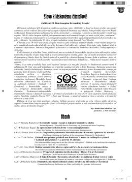 Kremnický letopis 2/2011