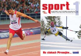 Sport Niepełnosprawnych 1/2013